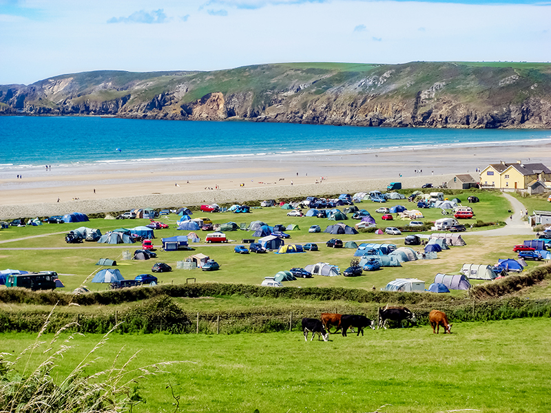 Fox Leisure site - Pembrokeshire - 3752 - Main