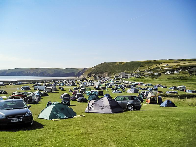 Fox Leisure site - Pembrokeshire - 3752 - 2
