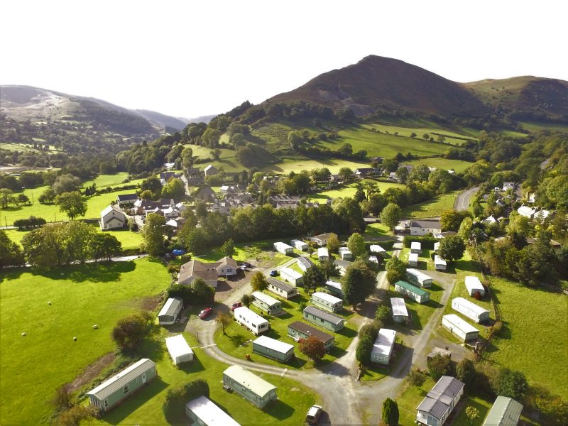 Fox Leisure site - Powys - 3883 - 3