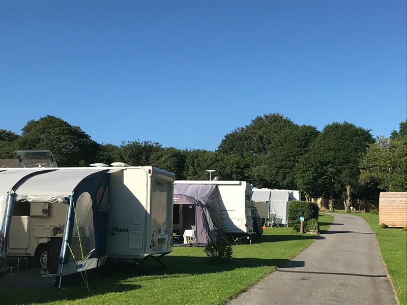 Fox Leisure site - Cornwall - 3917 - 2