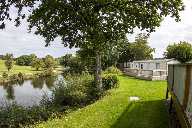 Fox Leisure site - Powys - 3937 - 2