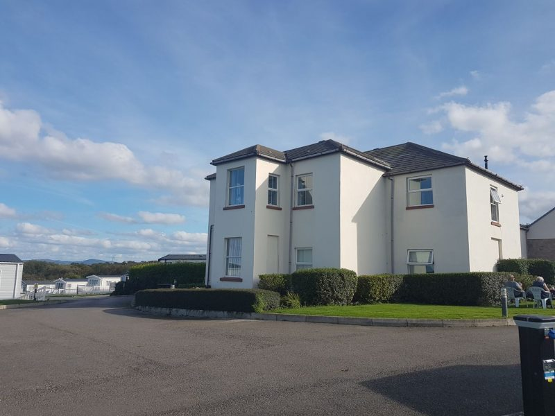 Fox Leisure site - Conwy - 4000 - 3