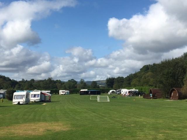 Fox Leisure site - Powys - 4012 - 4