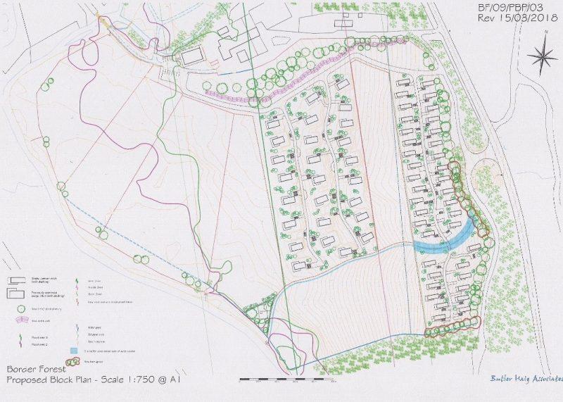 Fox Leisure site - Northumberland - 4017 - 4